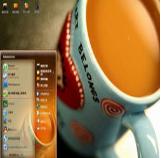 咖啡杯子电脑主题 xp版 1.0