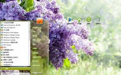 紫丁香电脑主题 win7版 1.0