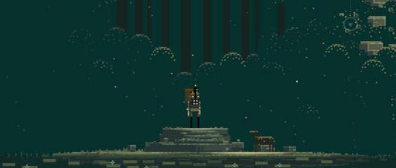 超级兄弟剑与巫术iphone版