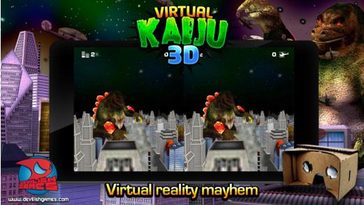 愤怒的哥斯拉VR