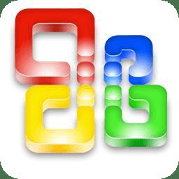 Office 2007 绿色精简版 五合一 1.0