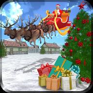 圣诞老人赛车游戏 1.3 安卓版