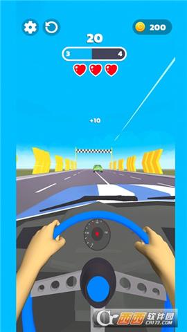 極速車神游戲