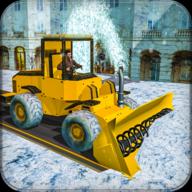 除雪卡车模拟器游戏 1.0.5 安卓版
