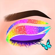 美妆眼影游戏 1.0 安卓版