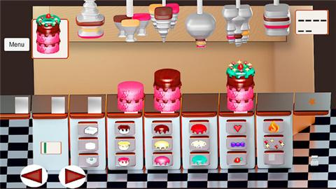 奶油巧克力工厂游戏