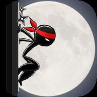 火柴人忍者跳跃游戏 1.0 安卓版