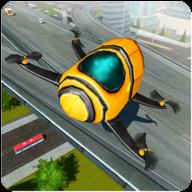 无人机出租车模拟器游戏 1.0.3 安卓版