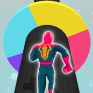 超级英雄彩色跑酷手游 0.1 安卓版