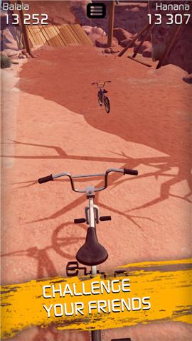 指尖单车2游戏