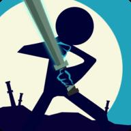 火柴人幽靈勇士游戲 5 安卓版