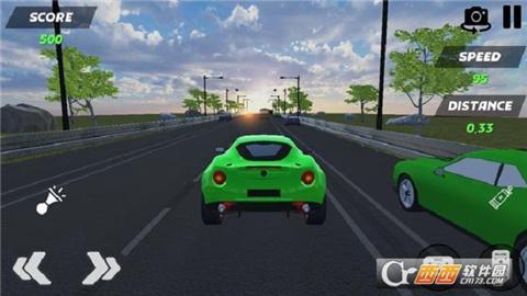 2021交通渦輪賽車游戲