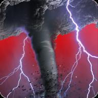 雷电龙卷风模拟器游戏 1.1 安卓版