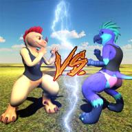 功夫雞對決游戲 1.0 安卓版