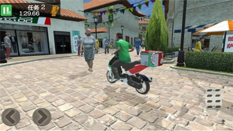 外卖骑手模拟器游戏