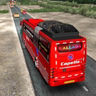 教练巴士停车模拟器游戏 1.0 安卓版
