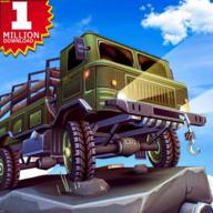 欧元运输卡车模拟器游戏 1.0 安卓版