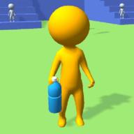 翻瓶子比賽游戲 1.0 安卓版