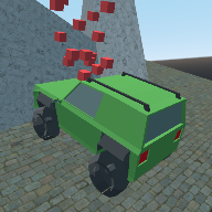 翻车模拟器游戏