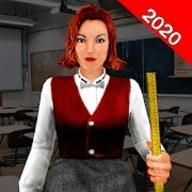 可怕的老師模擬器3 1.1