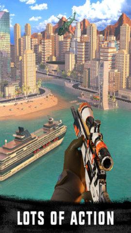 3D狙击刺客