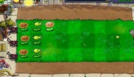 植物大战僵尸原版带花园带迷你游戏