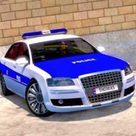 高级警车竞速最新 1.0
