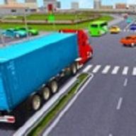 美国人货物卡车模拟器手机版 v1.0