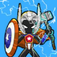 英雄火柴人戰爭無限金幣版 1.0