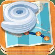 温州台风网app掌心台风路径图 v1.1
