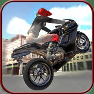 城市摩托驾驶游戏 1.0.3.0528