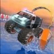 大街巡逻警察怪物卡车修改版 v1.0