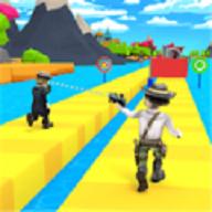 跑步射击赛游戏中文版 2.0
