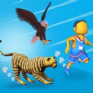 动物变身跑酷游戏 1