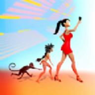 奔跑小姐姐游戲官方安卓版 1.0