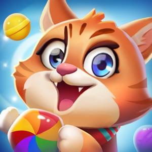 开心糖果猫游戏红包版 v1.7.6