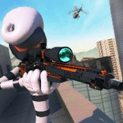 火柴人勇士射击无限金币版 v1.0