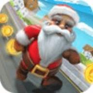 3D圣诞老人跑酷游戏中文版 v1.1.0 安卓版