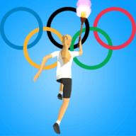 奥运会火炬接力手游戏中文破解版 v1.0.0