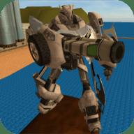 机器人变形英雄最新版 2.0
