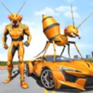 蚂蚁变形机器人手游最新破解版 v1.0.2