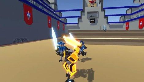 机器人大乱斗破解版无限宝石