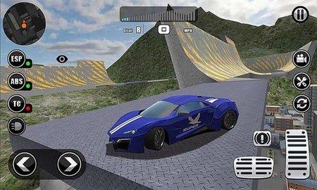 赛车模拟器手游无限金币无限钻石版
