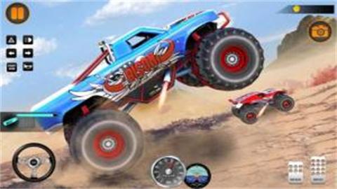 怪物越野卡车游戏最新安卓版