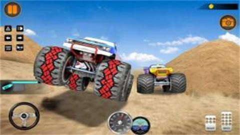 怪物越野卡车游戏最新安卓版 3.9