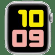 小米手表雙色數字表盤app最新版 3.0