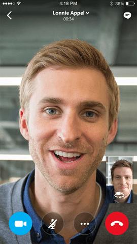 skype苹果版