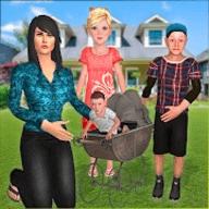 单身母亲模拟器游戏安卓版 1.23