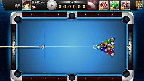臺球游戲app哪個最好_手機上有什么好玩的臺球游戲