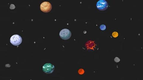 星球游戲大全